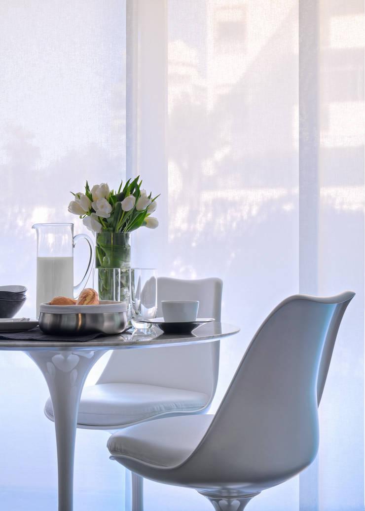 Apartamento Cascais: Cozinhas  por Silvia Costa    Arquitectura de Interiores