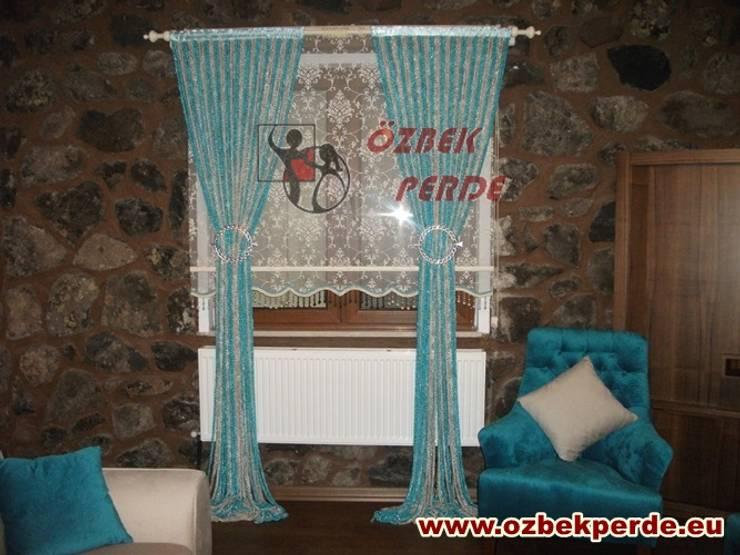 Özbek Perde – Özbek Perde: modern tarz , Modern