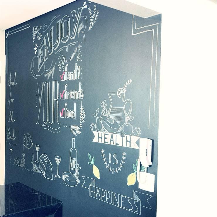 Enjoy your Kitchen: Cozinhas  por Gafa,