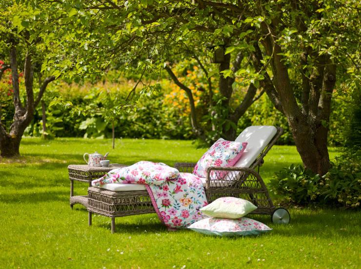 Jardín de estilo  por Myd-Zign