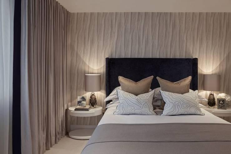Interiors by Clients: Quartos  por Luisa peixoto Design