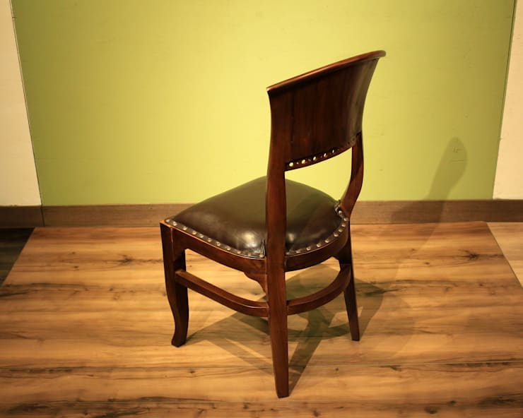 Chair 【Teak blown】: najamが手掛けたダイニングルームです。,
