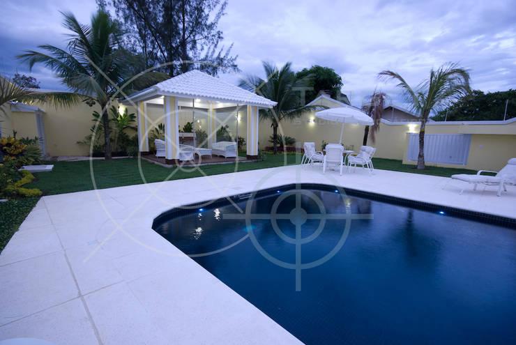 Projetos Moderne Pools von aclinsmaranhao Modern