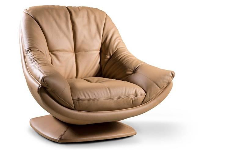 Polo fotel marki Nieri: styl , w kategorii Salon zaprojektowany przez Italian Style