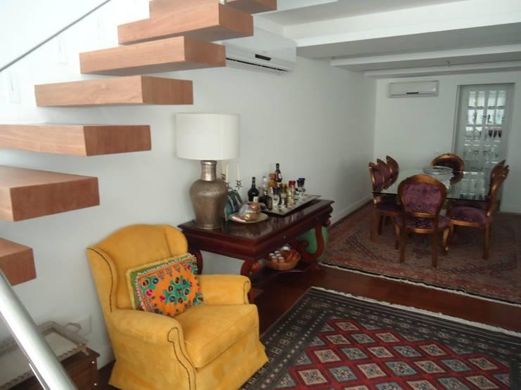 Projetos Moderne Wohnzimmer von aclinsmaranhao Modern