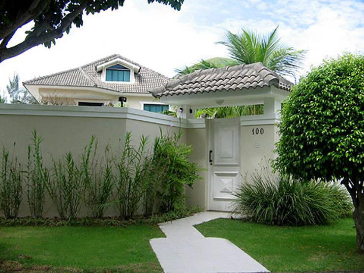 Projetos Moderner Garten von aclinsmaranhao Modern