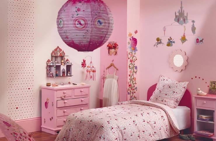 Kiddie Home – Djeco - Kız Çocuk Odası  Dekorasyon Ürünleri:  tarz Çocuk Odası
