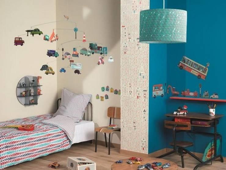 Kiddie Home – Djeco - Kız Çocuk Odası  Dekorasyon Ürünleri:  tarz