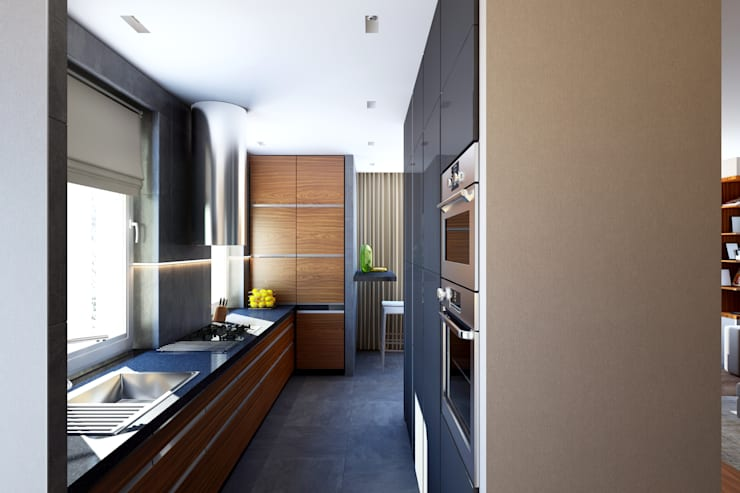 Кухня: Кухни в . Автор – lab21studio,