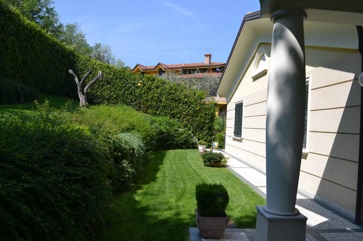 Projekty,  Ogród zaprojektowane przez bilune studio