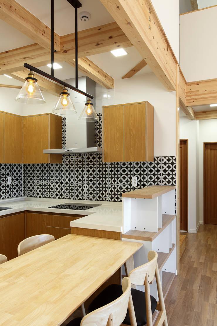 WOODSUN 광주 주택 : woodsun의  주방