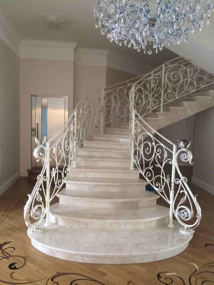 Лестница после:  в . Автор – Antica Style