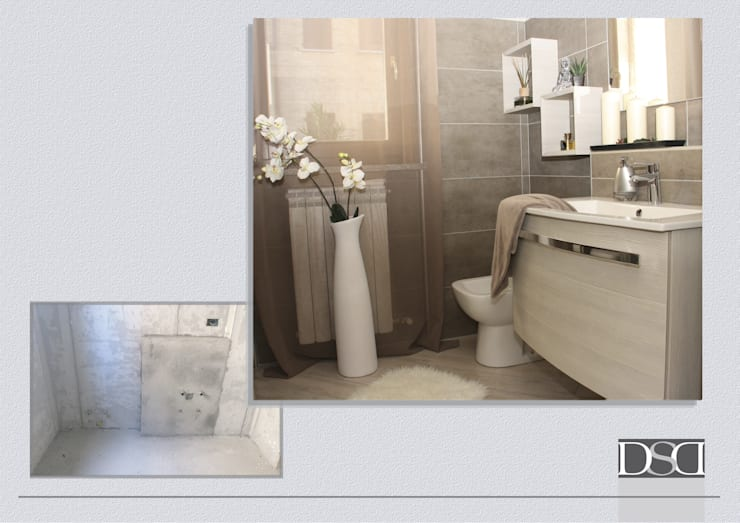 Classic style bathroom by DemianStagingDesign Classic