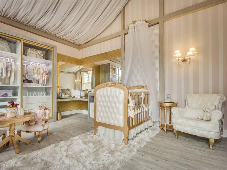 Детские комнаты в . Автор – Fau Home & Living