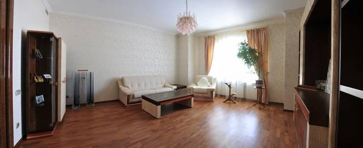 Интерьер квартиры в стиле Ар Деко: Гостиная в . Автор – Antica Style