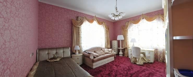 Интерьер квартиры в стиле Ар Деко: Детские комнаты в . Автор – Antica Style