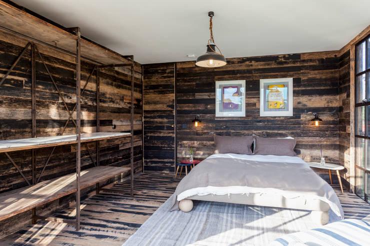 Cs photography: rustik tarz tarz Yatak Odası