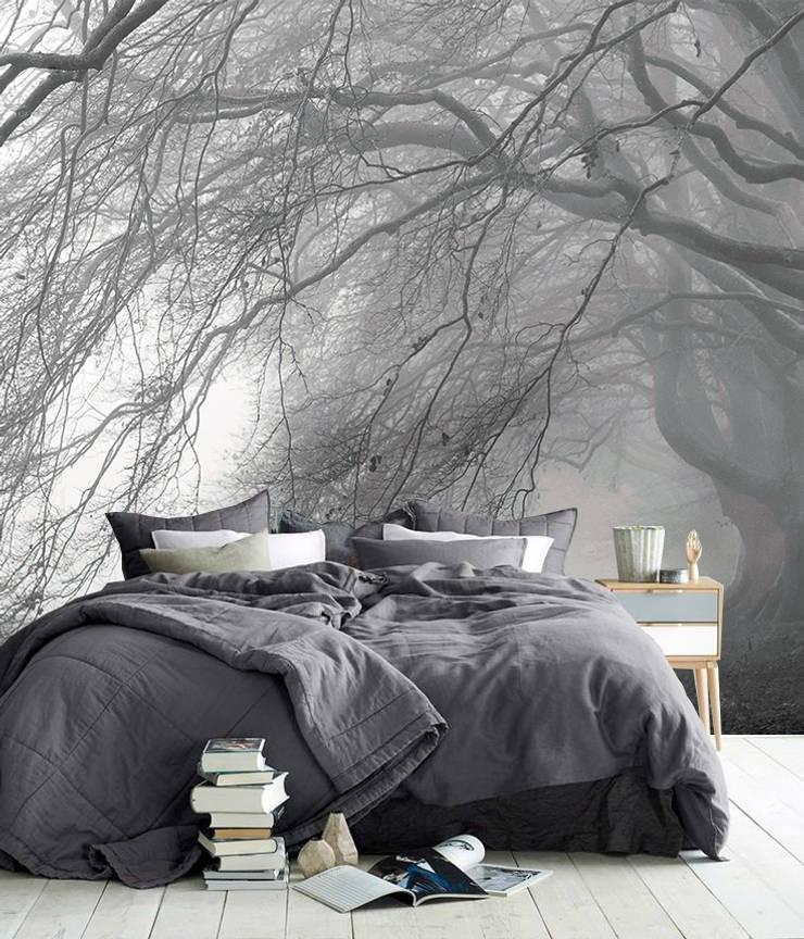 alice: Pareti & Pavimenti in stile  di Creativespace,