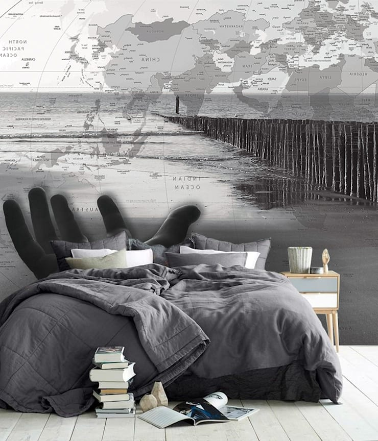 infinity: Paesaggio d'interni in stile  di Creativespace,