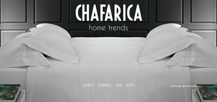 Quarto - Identidade Renovada: Quarto  por Chafarica