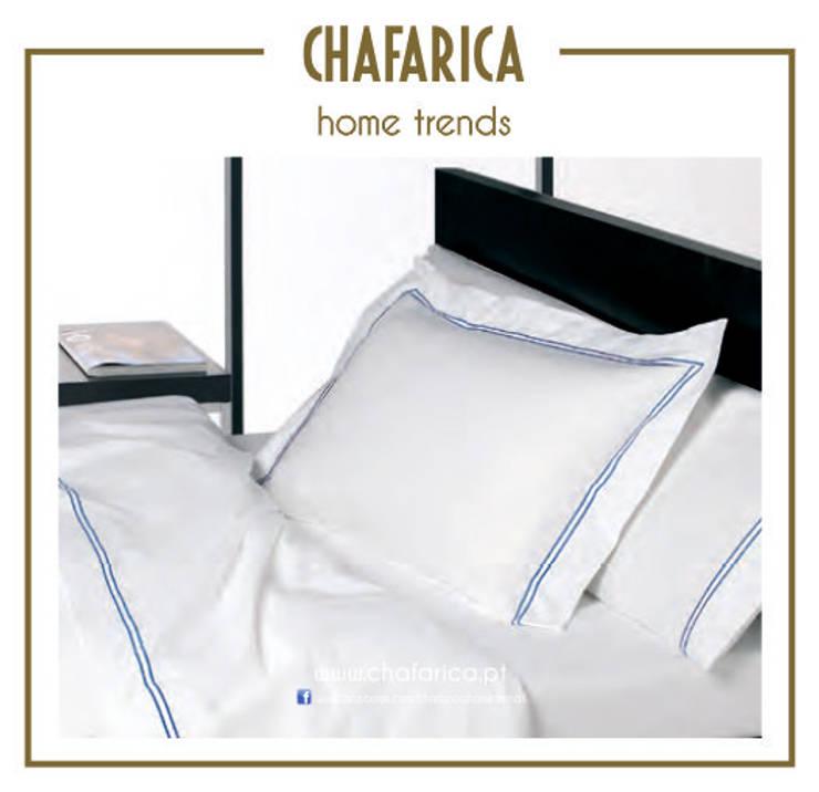 Quarto – Identidade Renovada: Quarto  por Chafarica