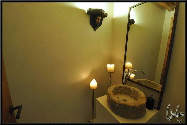 Decor com história: Casa de banho  por a tralha