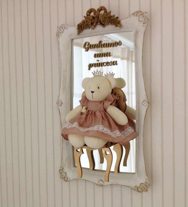 Itens de Decoração : Quarto de crianças  por Betsy Baby Design