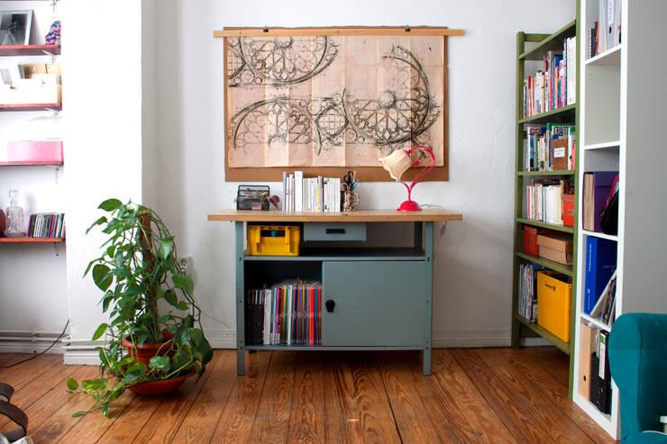 Siri\'s vintage Interieur von Adeline Labord Interiors | homify