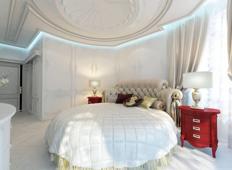 27Unit design buro:  tarz Yatak Odası
