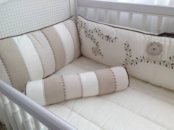 Quarto Kauan - Safari : Quarto infantil  por Betsy Baby Design,