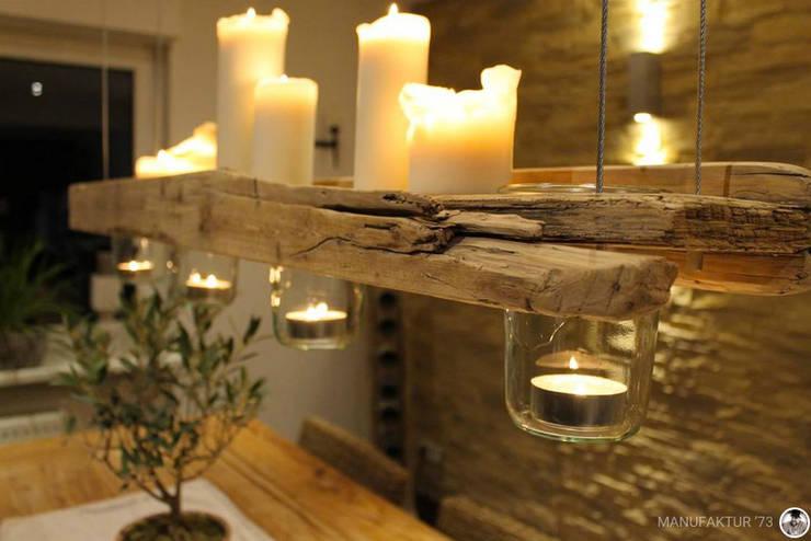 INTIMISTA: Sala de jantar  por ana roman