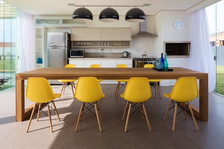 CASA 022 – Xangrila/Brasil: Cozinhas modernas por hola