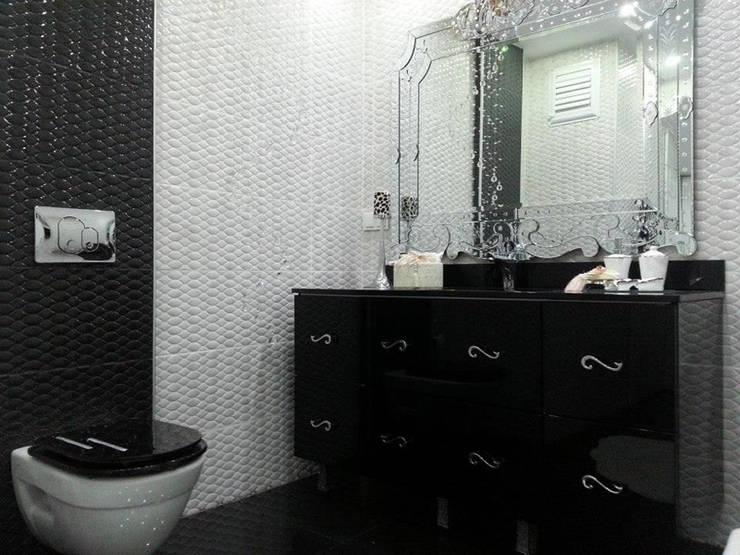 Derin İnşaat ve Mimarlık – Project-1:  tarz Banyo