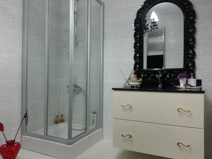 Derin İnşaat ve Mimarlık – Project-2:  tarz Banyo