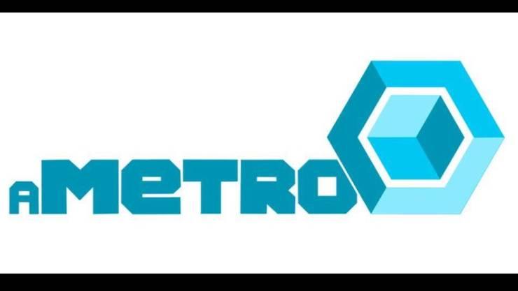 Logo AMETRO:   por BOXCODE
