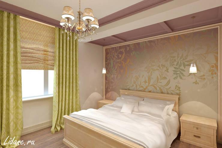 Семейные апартаменты. Сочи: Спальни в . Автор – Lidiya Goncharuk