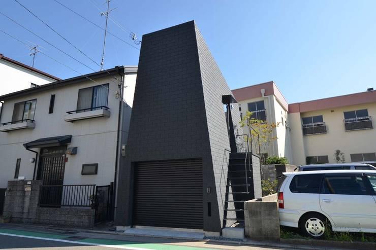 外観: 関口太樹+知子建築設計事務所が手掛けた家です。