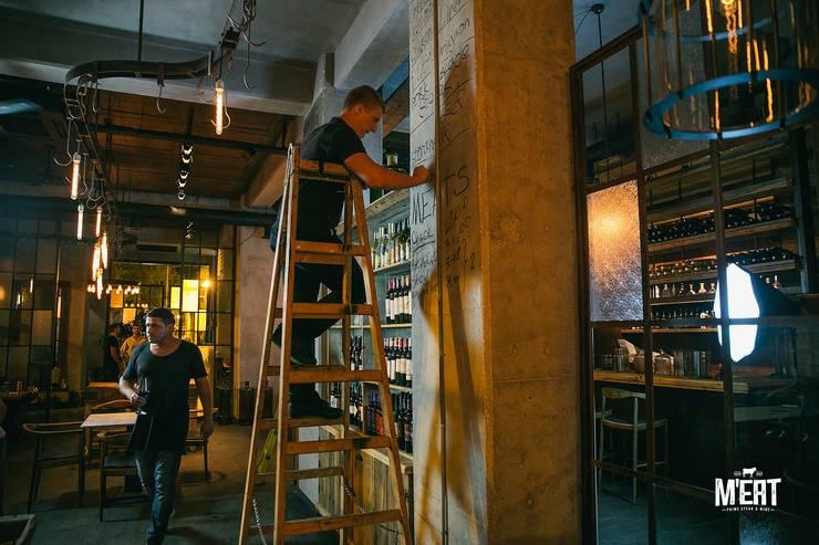 Ресторации в . Автор – belenko, Лофт
