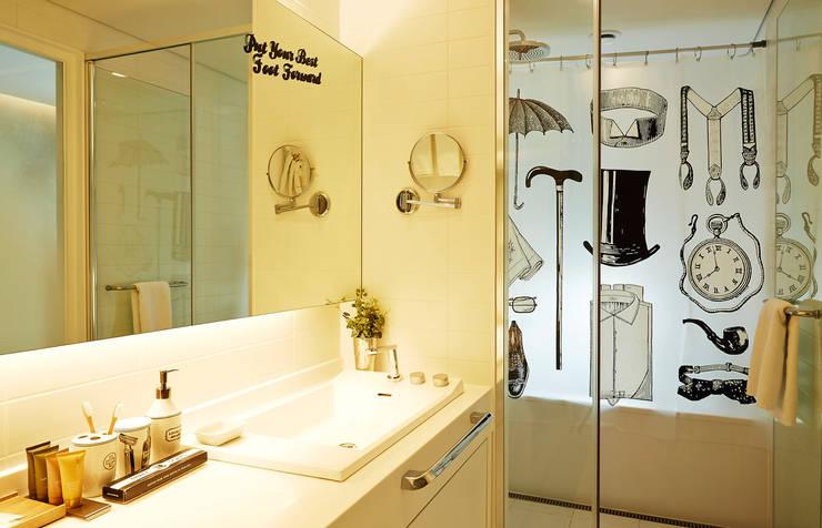 네스트 호텔 : IZOLA의  욕실,