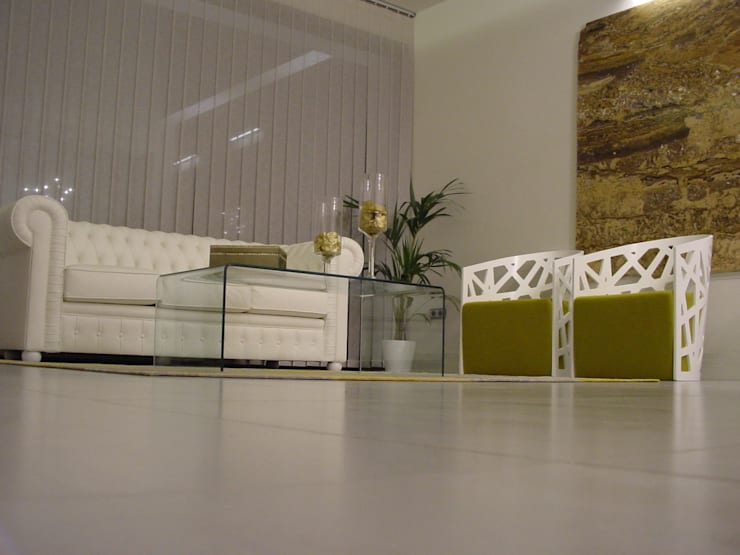 modern Living room by EPG-Arquitécnico