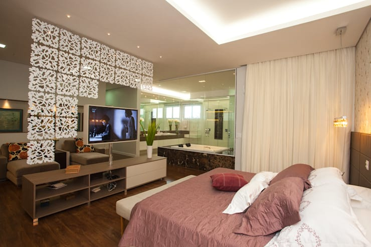 classic Bedroom by Projecta Arquitetura