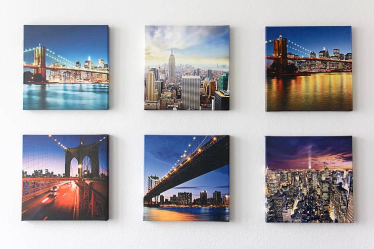 Weitere Wandbilder: moderne Arbeitszimmer von Bimago