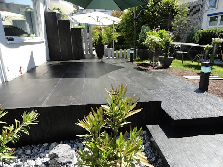 Patios & Decks by MM NATURSTEIN GMBH