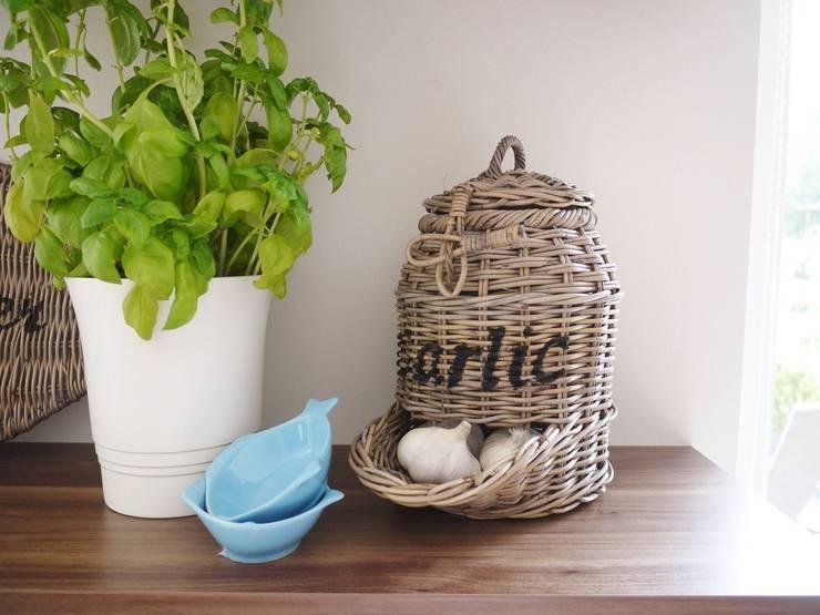 Cocina de estilo  por Homestyle & Garden