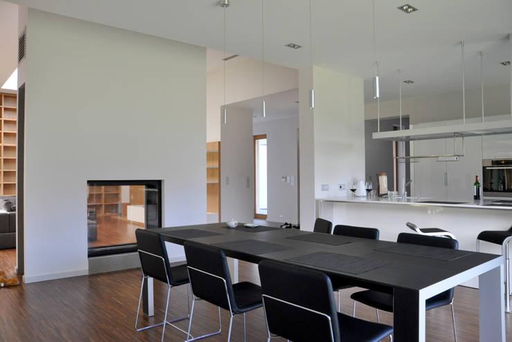 Столовые комнаты в . Автор – OPEN architekci