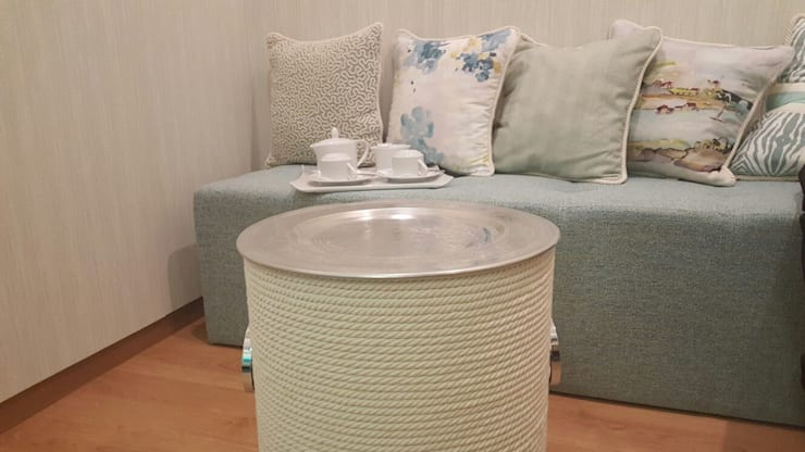 Sala de chá: Spas  por Live Decoration