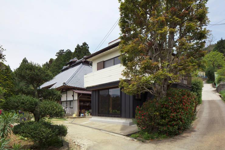 雲河原の増築_外観1: 原口剛建築設計事務所が手掛けた家です。