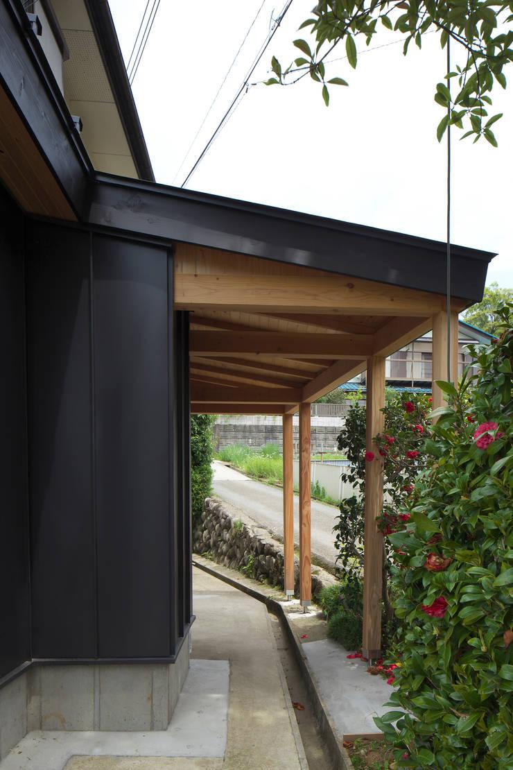 雲河原の増築_外観3: 原口剛建築設計事務所が手掛けた家です。