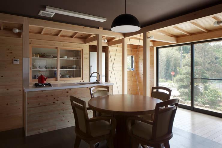 雲河原の増築_内観3: 原口剛建築設計事務所が手掛けた家です。