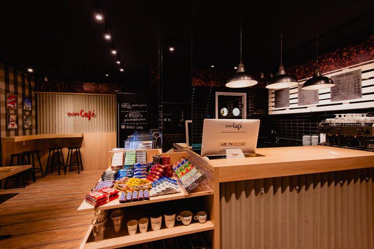 QUIERO CAFE: Bares e clubes  por ND HAUS